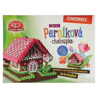 Rej Gingerbread House Kit 260g