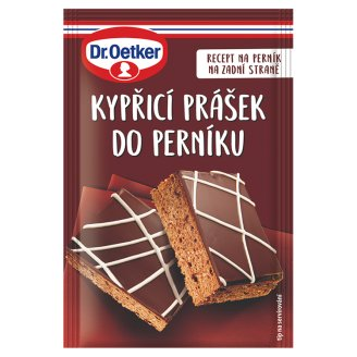 Dr. Oetker Baking Powder to Gingerbread 20g
