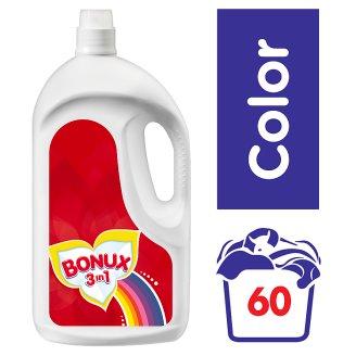 Bonux Color Tekutý prací prostředek 3,9l 60 dávek
