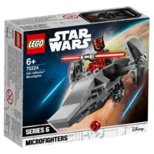 image 1 of LEGO Star Wars Sith Infiltrator Microfighter 75224