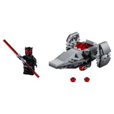 image 2 of LEGO Star Wars Sith Infiltrator Microfighter 75224