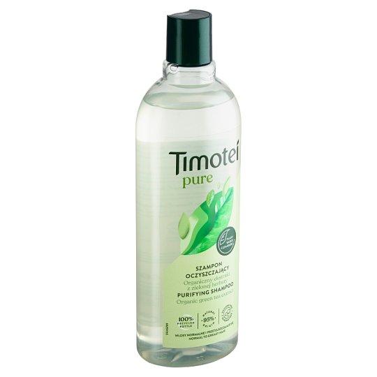 Timotei Čistota šampon 400ml