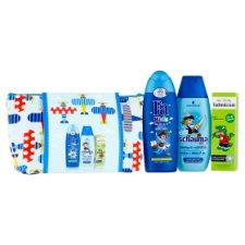 image 2 of Multibrand Kids Christmas Gift Set Fa Kids Boy SG+Schauma Kids Boy SHP+Vademecum Junior Apple