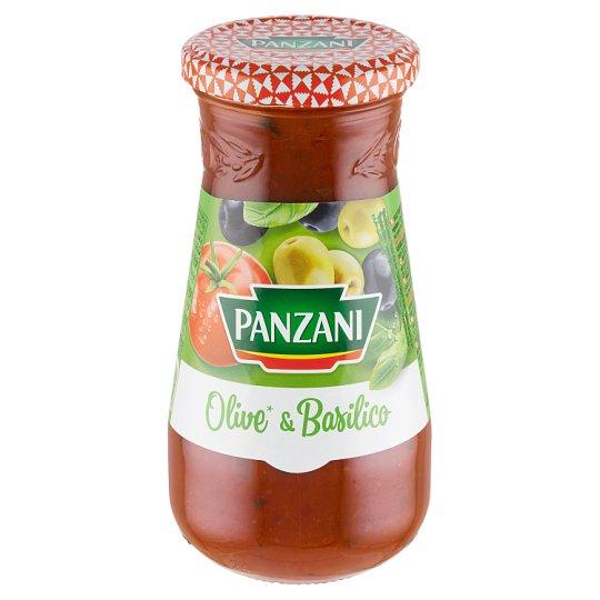 Panzani Olive & Basilico 400g