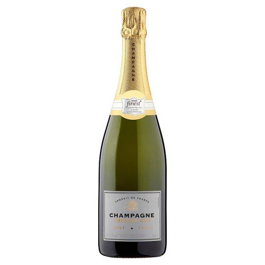 Tesco Finest Premier Cru Champagne šumivé víno brut 75cl
