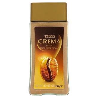 Tesco Crema Instantní káva sušená 160g