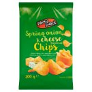 Party Snack Spring Onion & Cheese Flavoured Chips 200g
