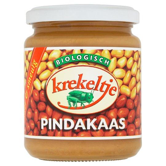 Krekeltje Organic Pindakaas Peanut Spread 250g