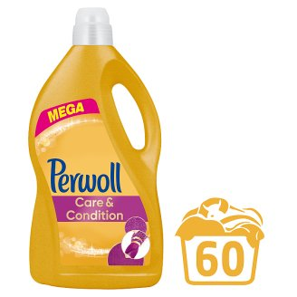 Perwoll Care & Repair Washing Liquid 60 Washes 3.6L