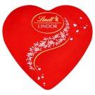 Lindt Lindor Heart Milk mléčná čokoláda s jemnou krémovou náplní 212g