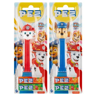 Pez Candy Dispenser Composition with Fruit Flavors 2 x 8.5g