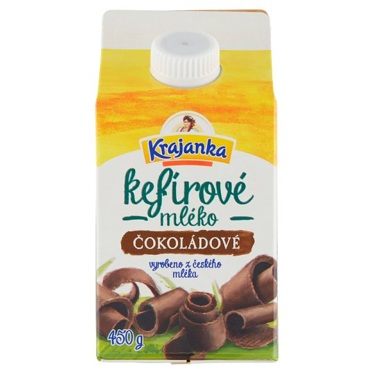 Krajanka Kefir's Milk Chocolate 450g