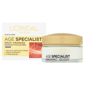 image 2 of L'Oréal Paris Age Specialist 45+ Firming Anti-Wrinkle Day Care 50ml