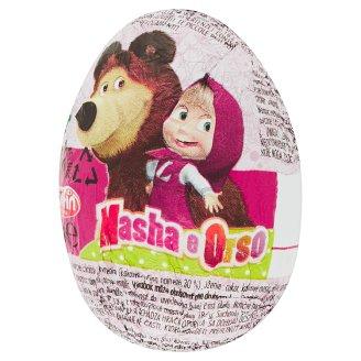 Dolfin Máša a medvěd čokoládové vajíčko s překvapením 20g