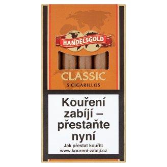 Handelsgold Classic Cigarillos 5 pcs