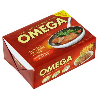 Omega 100% Vegetable Fat 250g