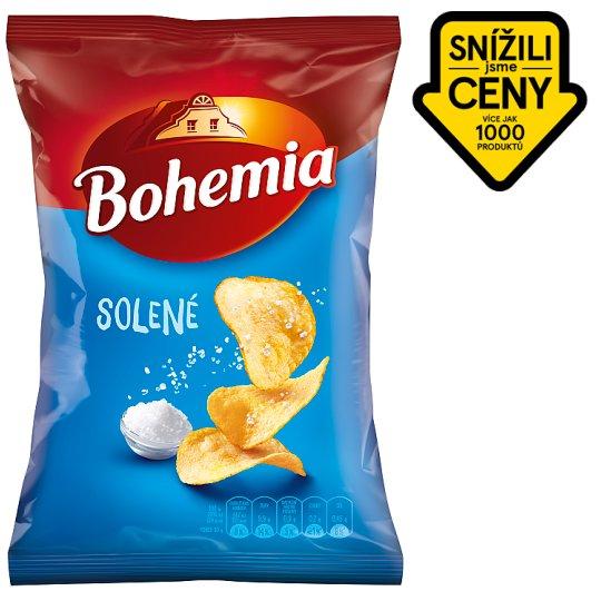 Bohemia Chips solené 70g