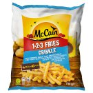 McCain 123 Fries Crinkle 750g