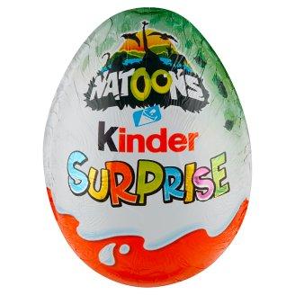 Kinder Surprise Sladké vajíčko s mléčnou čokoládou - s překvapením 20g