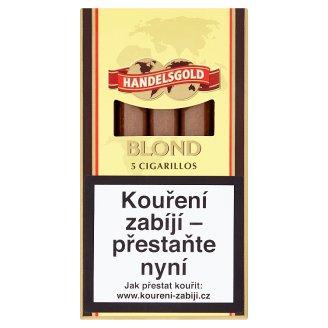 Handelsgold Blond doutníčky 5 ks