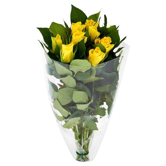 Tesco Kytice růže 40cm 9 ks