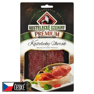 Kostelecké Uzeniny Premium Kostelec Salami 80g