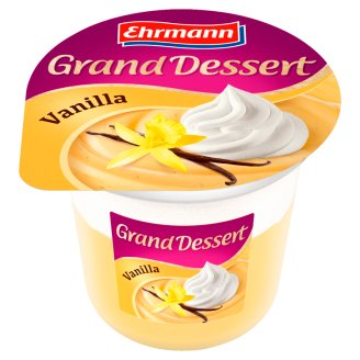 Ehrmann Grand Dessert Vanilla 190g