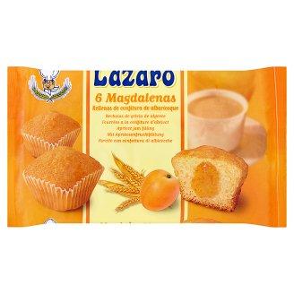 Lázaro Magdalena plněné dortíky s meruňkovým džemem 240g