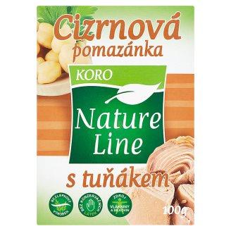 Nature Line Chickpea Spread with Tuna 100g