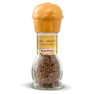 Kotányi Mlýnek Cukr - skořice 37g