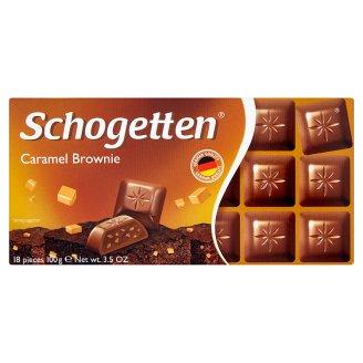 Schogetten Caramel brownie 100g