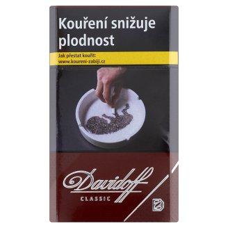 Davidoff Classic cigarety s filtrem 20 ks