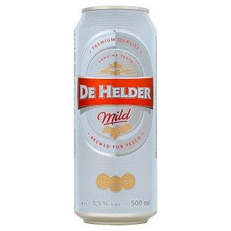 De Helder Mild pivo výčepní světlé 500ml