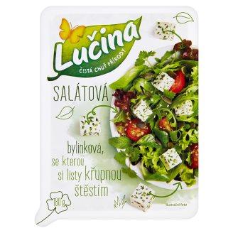 Lučina Salad Cheese with Herbs 180g