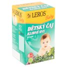 Leros Baby Children's Restful Sleep Herbal Tea 20 x 1.5g