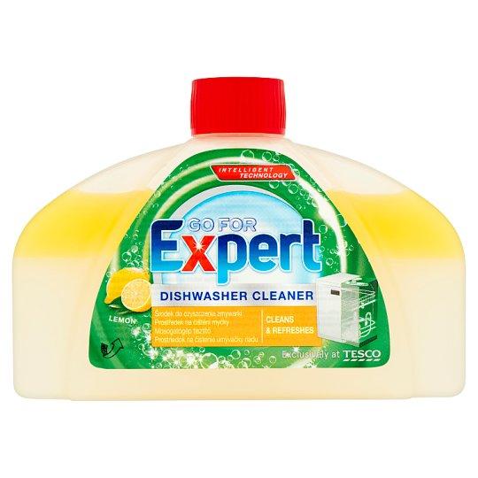 Go for Expert Lemon prostředek na čištění myčky 250ml