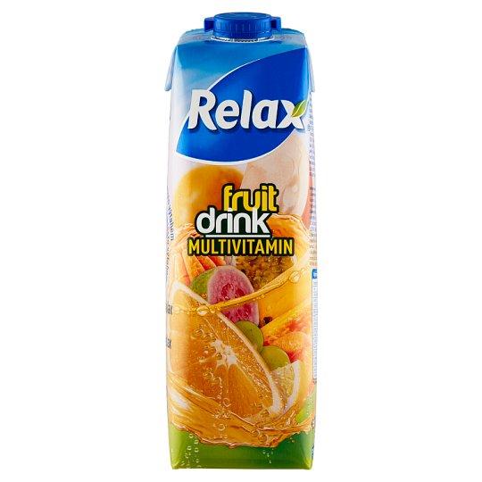 Relax Fruit drink multivitamin 1l