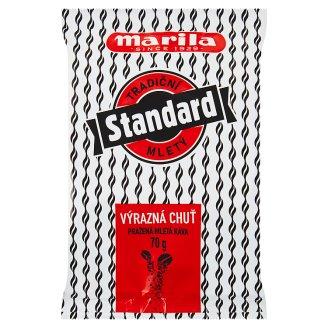 Marila Standard pražená mletá káva robusta 70g