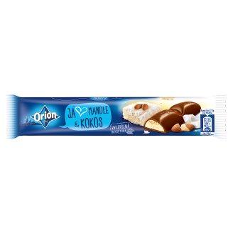 ORION mléčná čokoláda s kokosovou náplní 43g