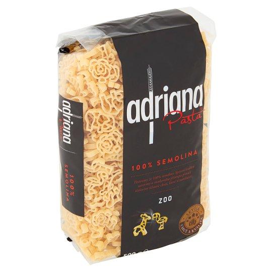 Adriana Zoo Animali těstoviny semolinové sušené 500g