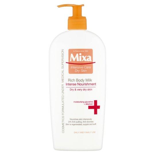 Mixa Intensive Care Dry Skin Rich Body Milk 400ml