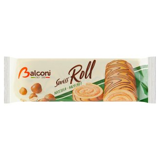 Balconi Roll with Hazelnut Filling 250g