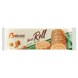 Balconi Roll s náplní z lískových oříšků 250g