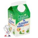 Mlékárna Valašské Meziříčí Acidified Full-Fat Milk 500g