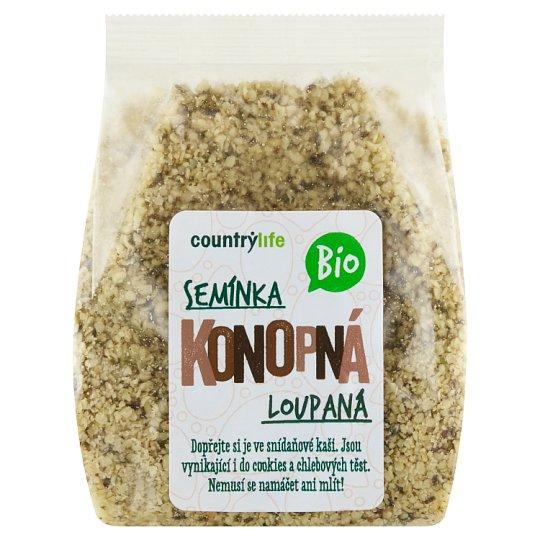Country Life Organic Hemp Seeds Hulled 100g