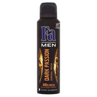 Fa Men Deo Spray Dark Passion 150ml