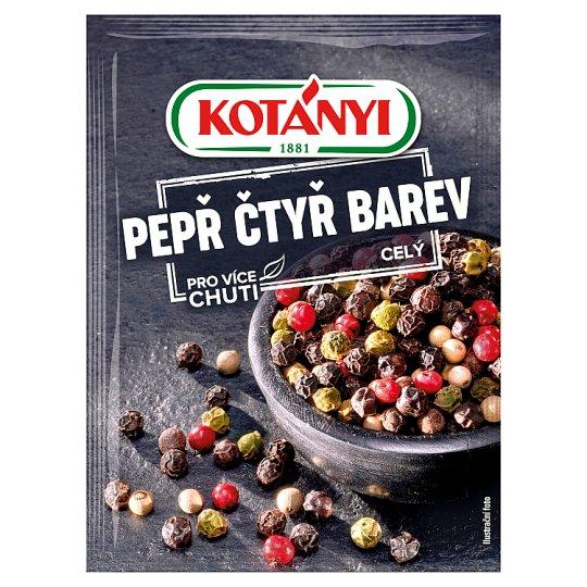 Kotányi Four Color Pepper Whole 16g