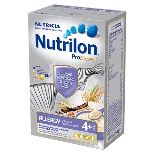 Nutrilon ProExpert Allergy dětská nemléčná kaše od uk. 4. měsíce 250g