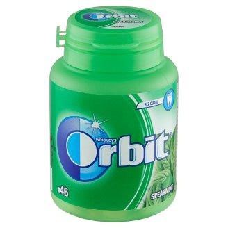 Orbit Chewing Gum without Sugar Spearmint 46 pcs 64g