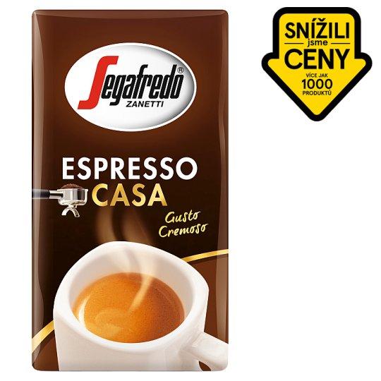 Segafredo Zanetti Espresso Casa Roasted Coffee Beans 250g